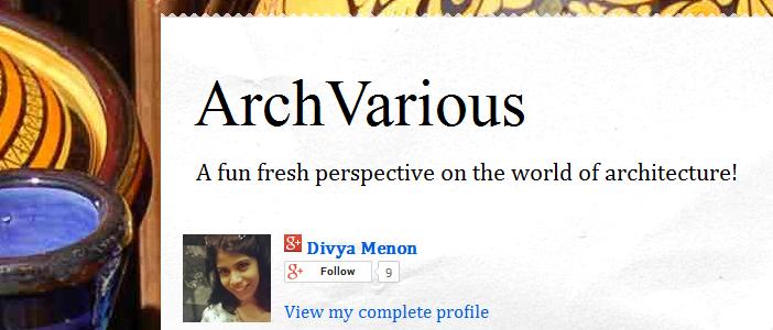 Indian Architecture, Design Bloggers,