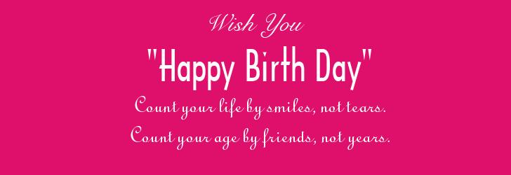 Best Happy Birthday Wishes Birthday Quotes Messages And Images Quotes Wishing Happy Birthday
