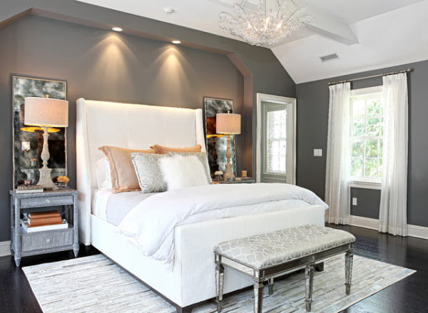 Feng Shui for Calm and Serene Bedroom Space,