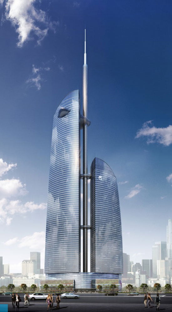 tallest under construction buildings in europe, Vostok-Moscow-Nps+Partner-Schweger-Partner-361m-Completion-date-2016,