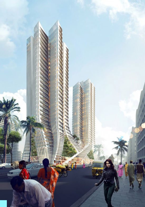Grove Towers Mumbai