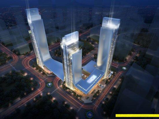 feng tai, Urban Architecture,