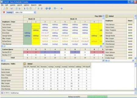 schedule builder free online
