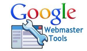 Google-Webmaster-Tools, Register your blog with Google,