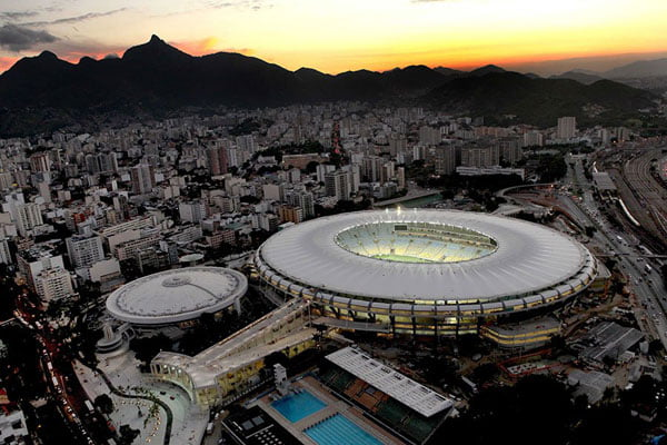 Football World Cup Stadiums,