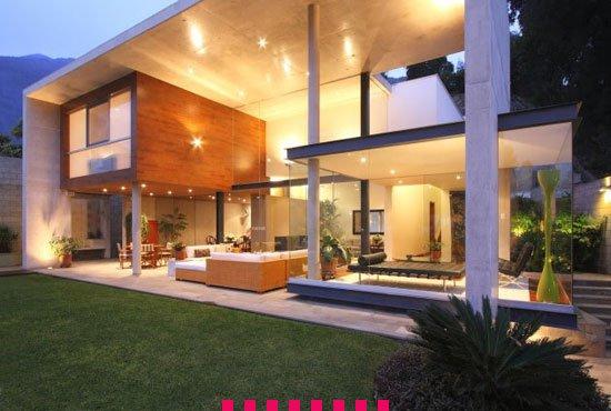S house,
