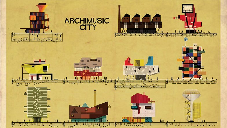 music in architecture,