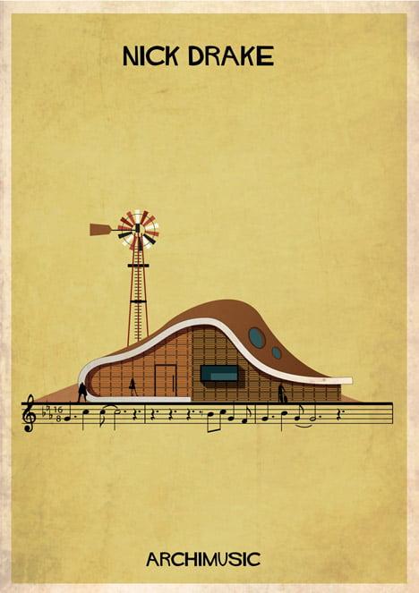 music in architecture,