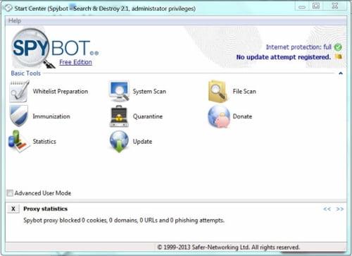 Spybot