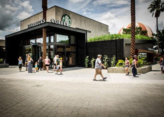 starbucks flagship store,