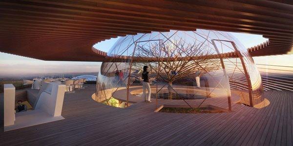 Azerbaijan pavilion,