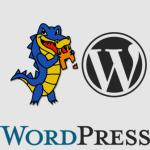 hostgator-wordpress, install wordpress hostgator,