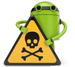 Android device malware-free