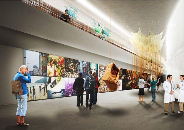 Brazil Pavilion Milan Expo,