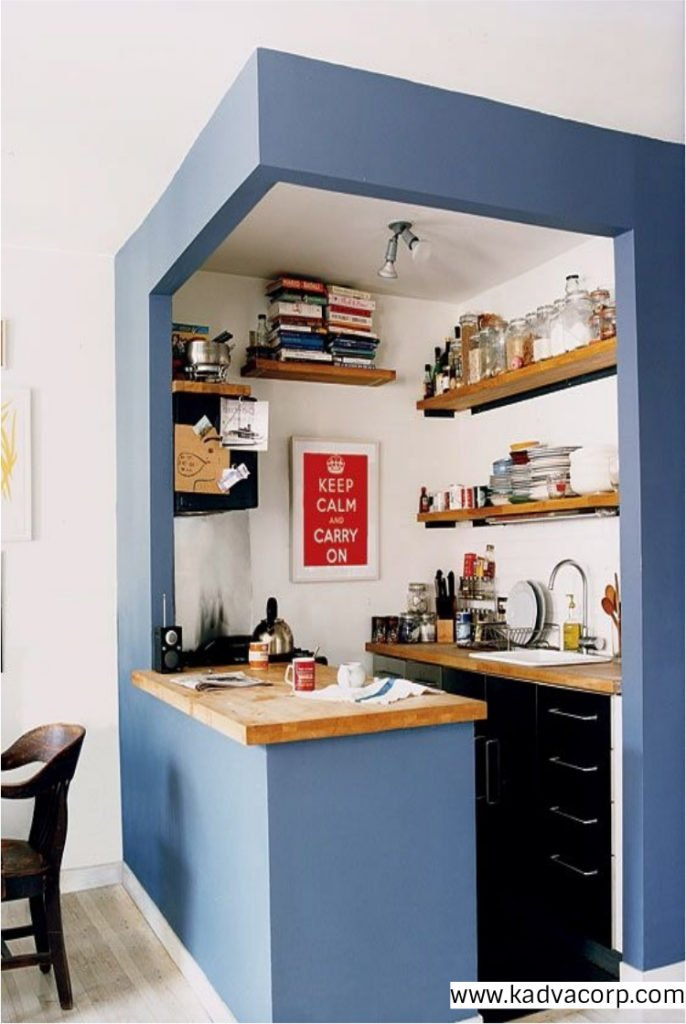 Modern Small Kitchen Design Ideas: Part 54