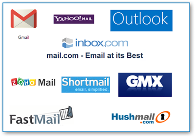 best free email services,