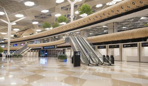 international airport terminal,