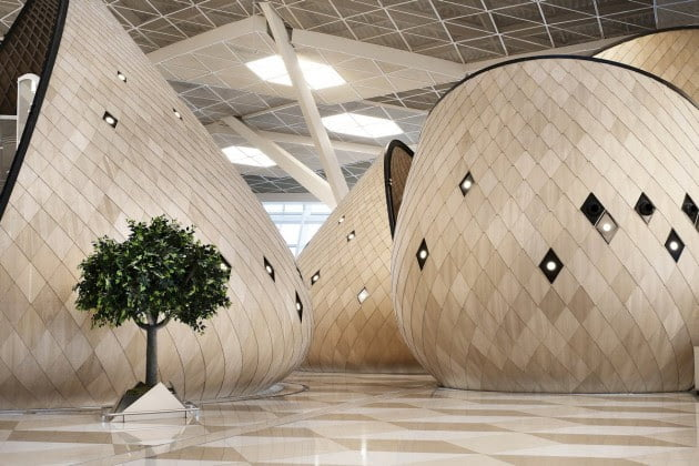 international, airport terminal,