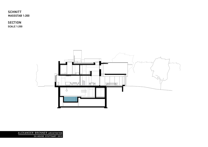 Contemporary Architecture SU House,