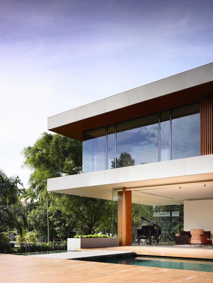 Modern Residence Design,