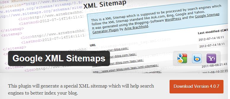 google xml sitemaps-kadvacorp, WordPress SEO Plugins,