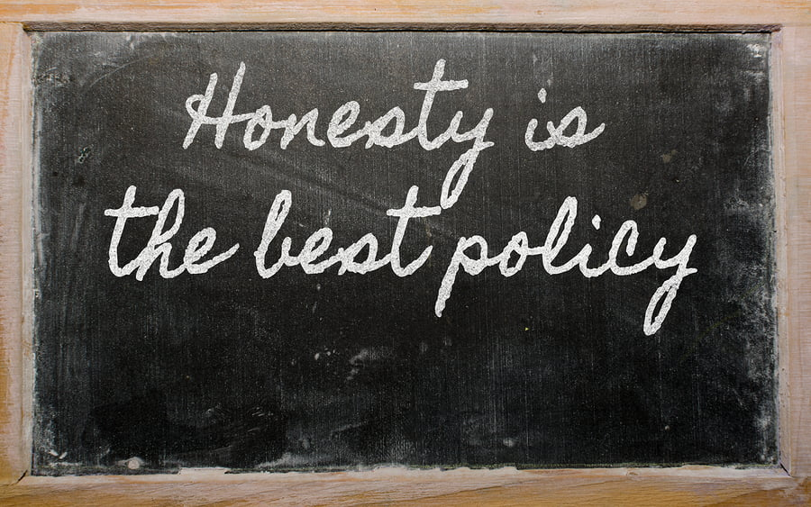 Honesty is the best policy essay in marathi
