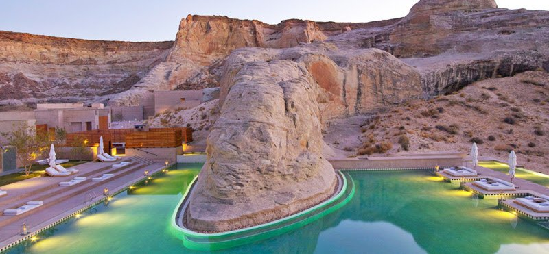Grand Canyon Luxury Resort, swimming pools,