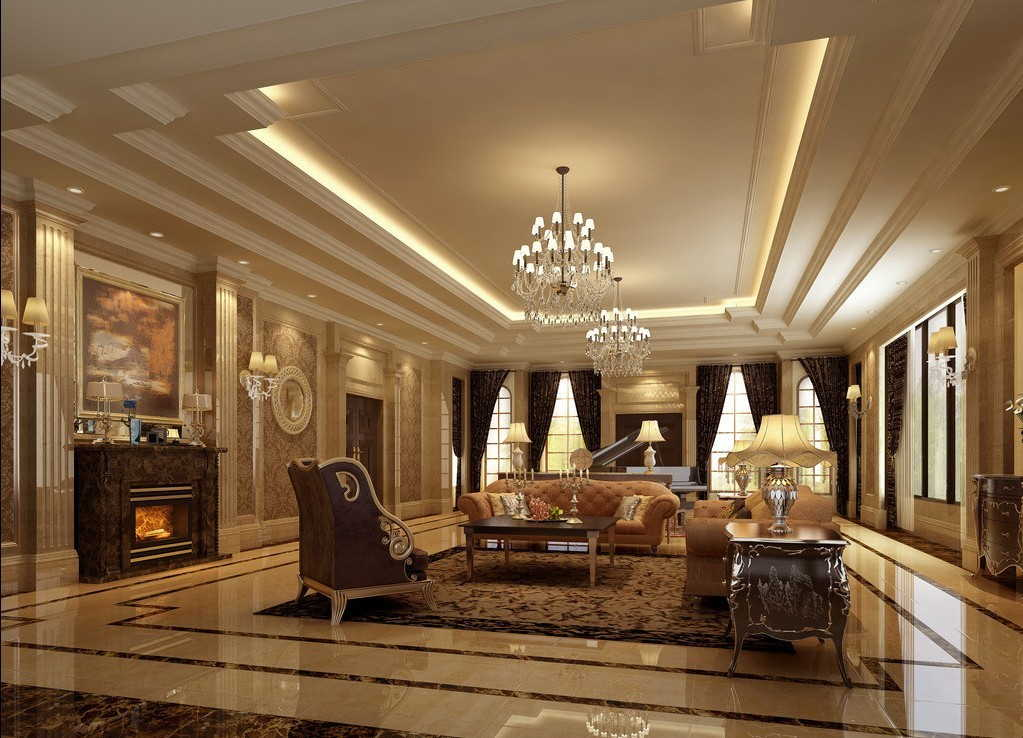 Why our brains always desire luxurious interior designs for Why interior design