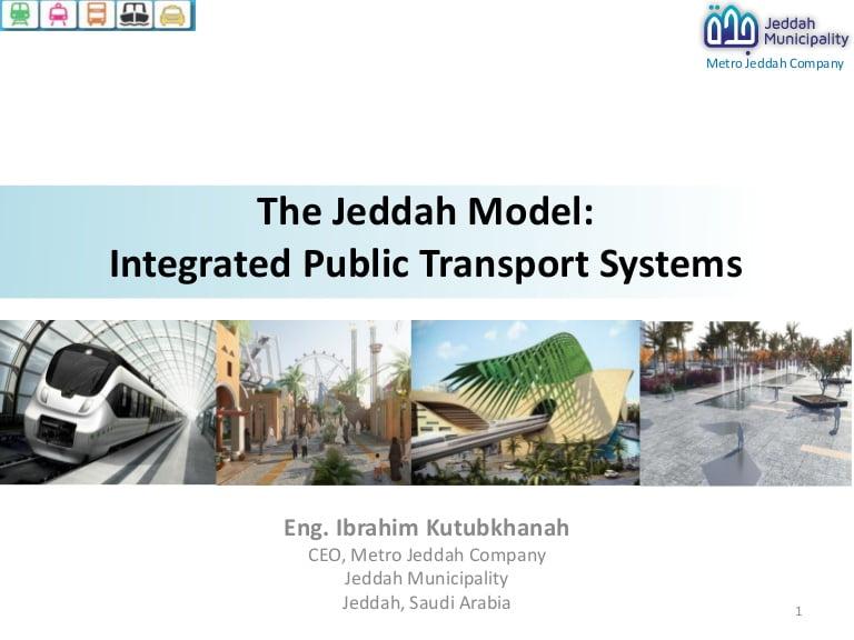 Jeddah Metro Project,