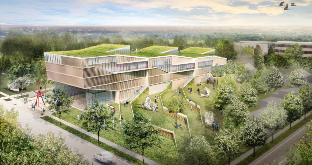 College Of Architecture And Environmental Design Examples