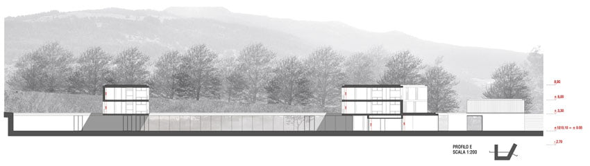 Award-Winning-Boarding-School-Design-by-AM3-Onto-Mount-Stelvio-in-Bozen,-Italy-(3)
