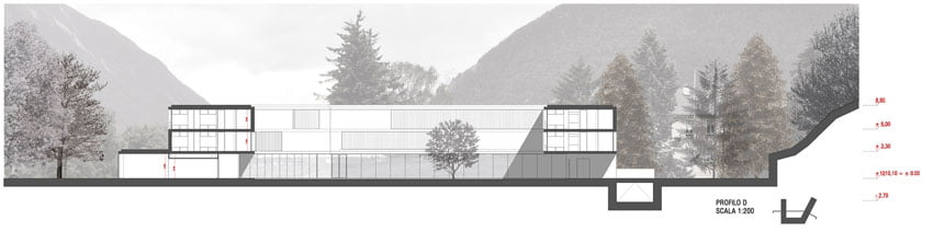 Award-Winning-Boarding-School-Design-by-AM3-Onto-Mount-Stelvio-in-Bozen,-Italy-(4)