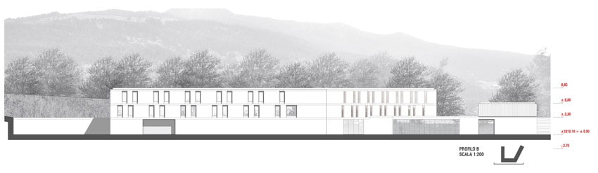 Award-Winning-Boarding-School-Design-by-AM3-Onto-Mount-Stelvio-in-Bozen,-Italy-(6)
