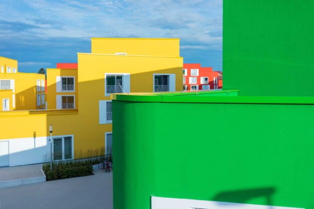 Bold and Beautiful Designs of Council and Student Housing in Munster, Germany by Kresings GmbH-5