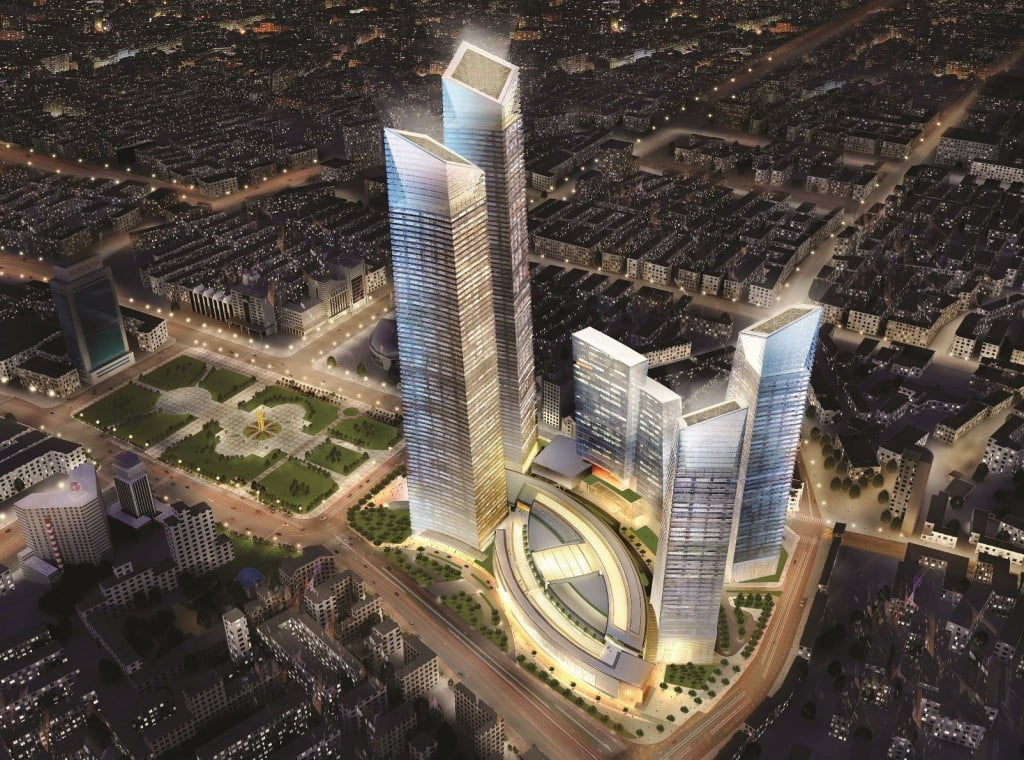 Future Tallest Building In The World Under Construction world's new tallest building - towering beauty of vertical