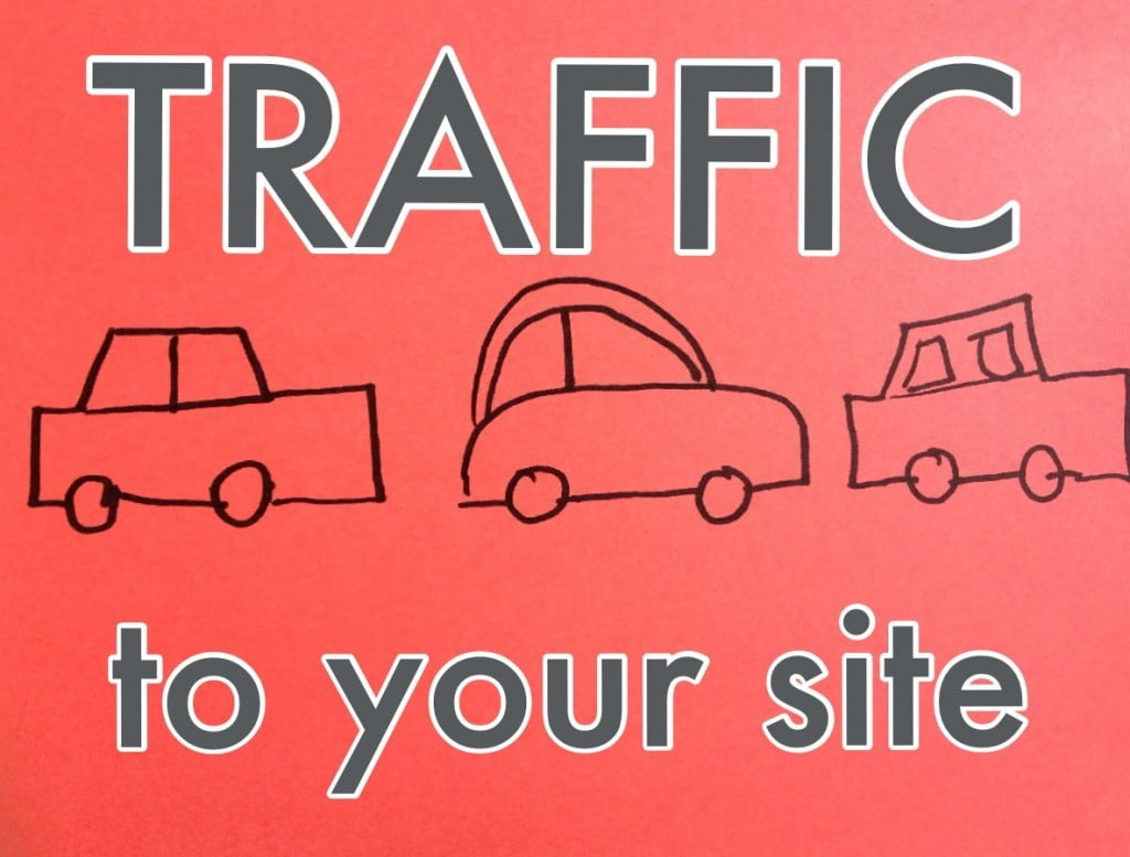How to Increase Web Traffic to Your New Blog or Website,