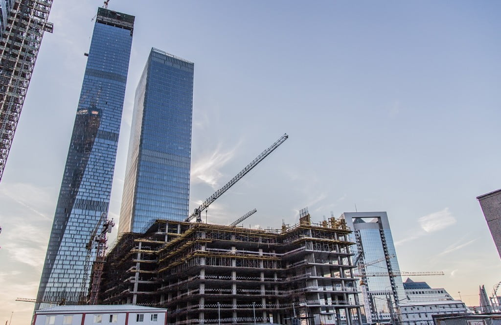 OKO Tower in Moscow, Tallest Building, tallest building in the world, tallest building in the world under construction, tallest building in the india, future tallest building in the world, tallest building in world under construction, upcoming tallest building in the world, thinnest building in the world,