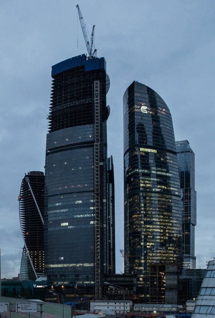 Vostok Tower in Moscow, Tallest Building, tallest building in the world, tallest building in the world under construction, tallest building in the india, future tallest building in the world, tallest building in world under construction, upcoming tallest building in the world, thinnest building in the world,