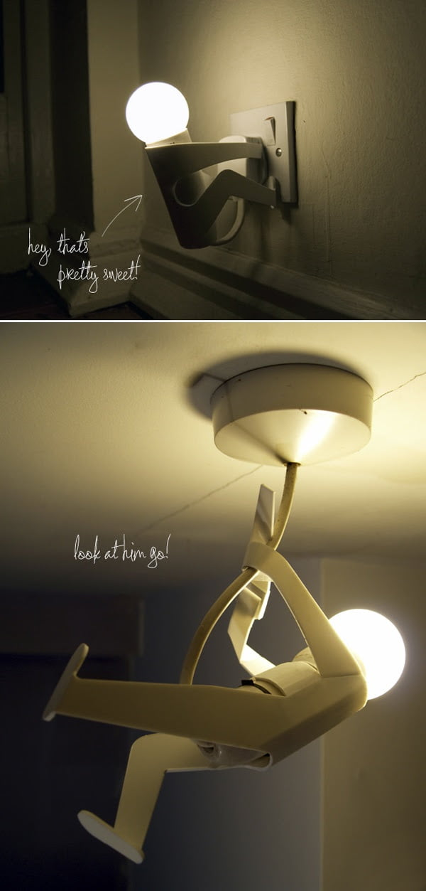 Creative Lighting Concepts Of Lamps Make My Interior