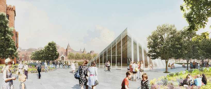 smithsonian campus master plan,