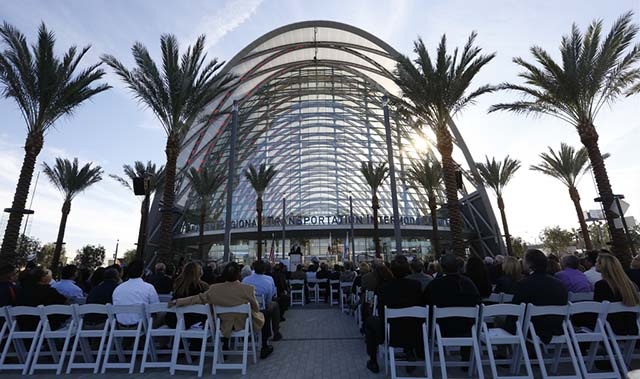 anaheim regional transportation intermodal center,