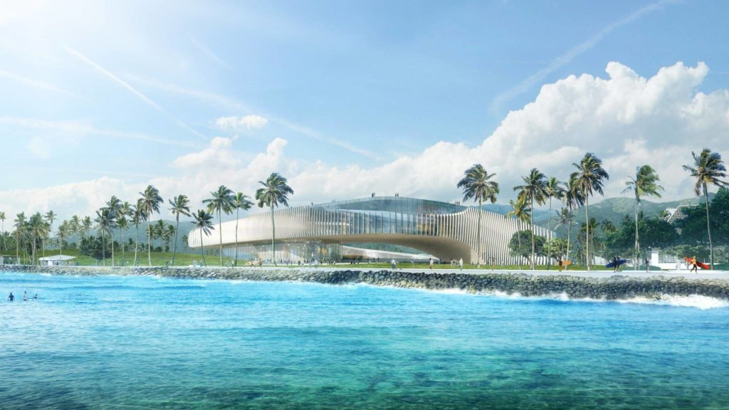 Presidential Center Design,