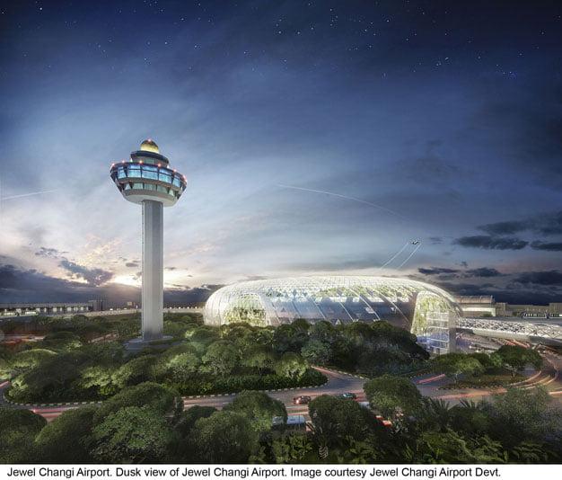 jewel changi airport,