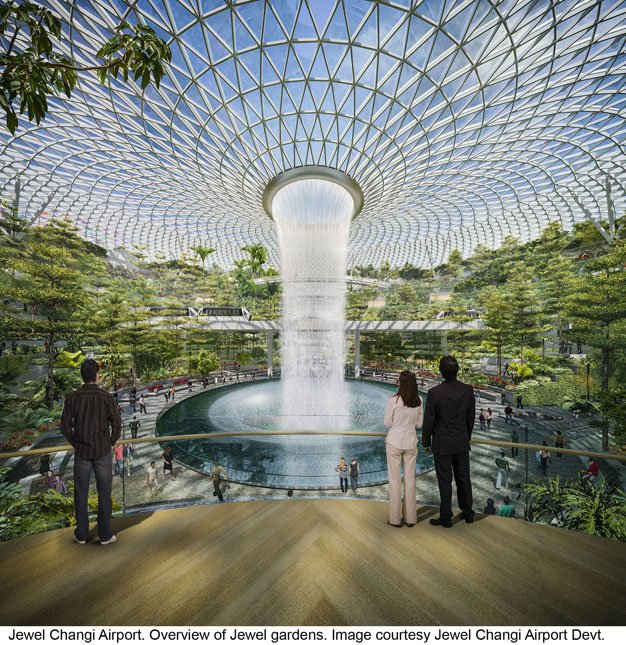 jewel changi airport,