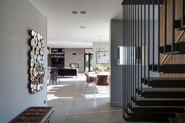 Modern Villa Architecture A Villa J in Sweden by Architect Johan Sundberg (1)