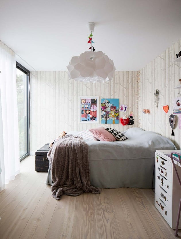 Modern Villa Architecture A Villa J in Sweden by Architect Johan Sundberg (5)
