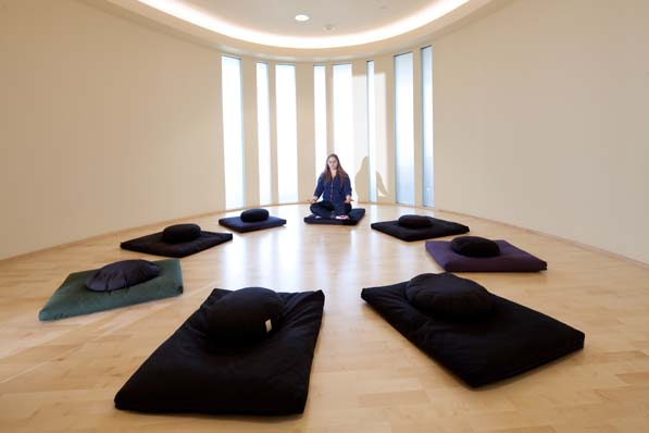 Meditation Space Interior Design Ideas,