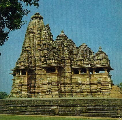 Hindu Temple Architecture Style and Analogous of the Human ...