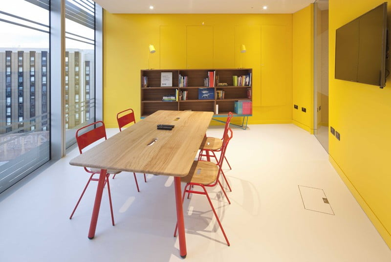 modern office, interior design, uktv,