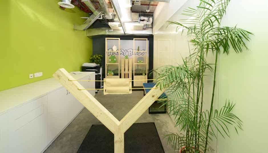 Facebook Mumbai Office Interior Design Photos and Detail (1)